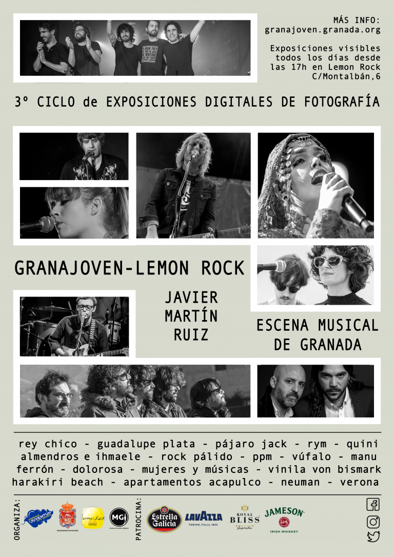 Exposiciones Digitales Lemon Rock