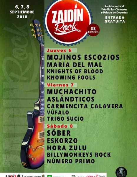 Zaidín Rock Festival