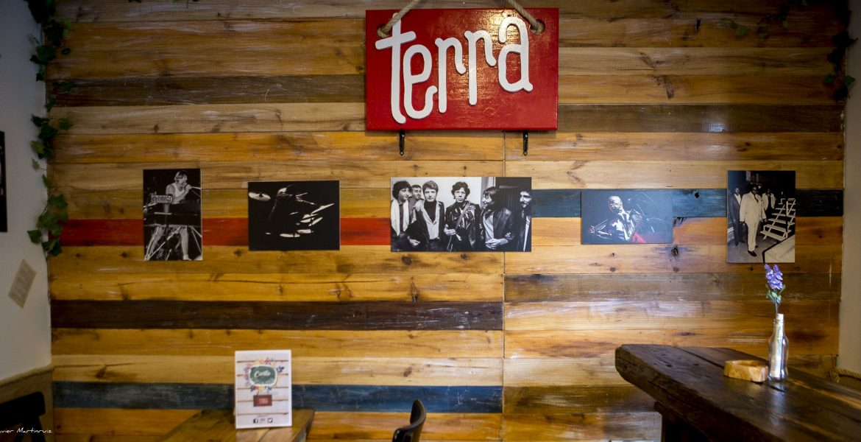Exposición permanente en Terra Bar